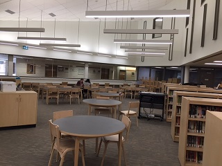 picture of the library