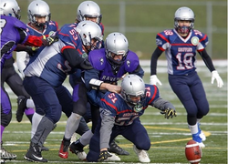 Sr Boys Football team wins COSSA !